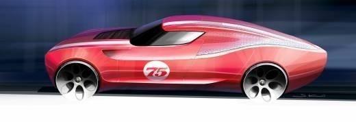 Alfa Romeo Berlina DaCorsa. Изображение № 1.