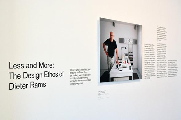 Выставка Dieter Ramsа вЛондонском Design Museum. Изображение № 3.