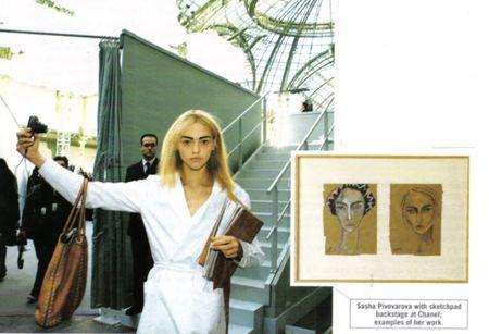 Художница Саша Пивоварова. Изображение № 10.