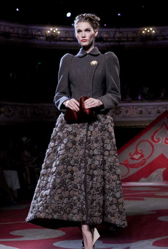 Дневник модели: Показы недели моды Haute Couture. Изображение № 51.