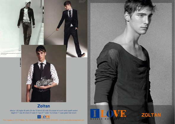 Show Package – Milan Men SS 10: I Love Models Mgmt. Изображение № 56.