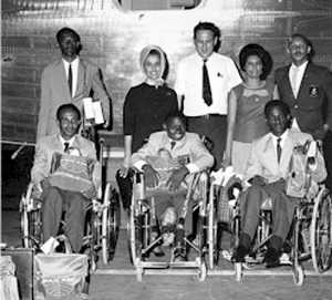 Paralympic Games. Изображение № 1.