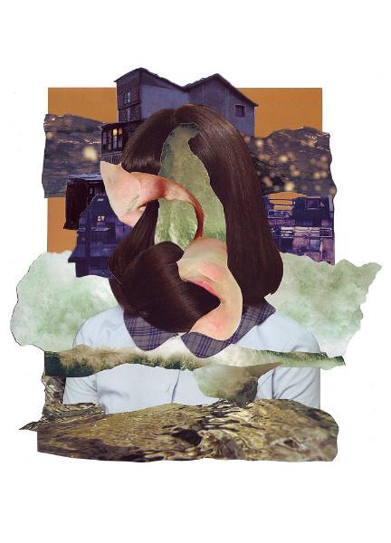 Клей, ножницы, бумага: 10 современных художников-коллажистов. Изображение № 20.