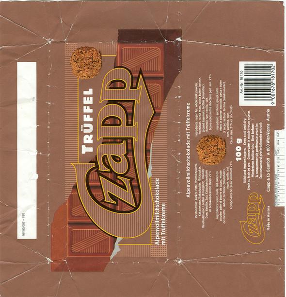 Мояшоколадная коллекция (1992–2009). Часть первая. Изображение № 4.