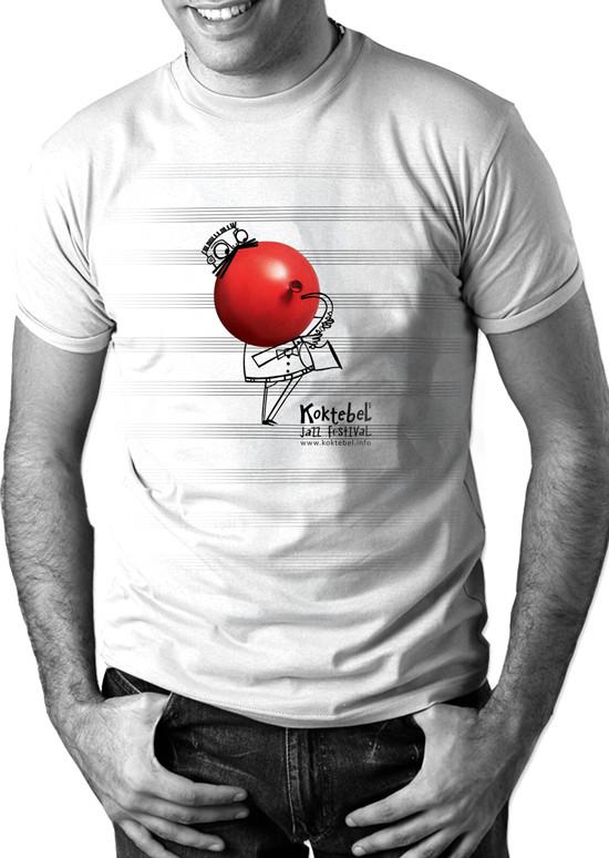 Изображение 77. Кастинг принтов для футболок SEKTA: Koktebel Jazz Fest.. Изображение № 77.