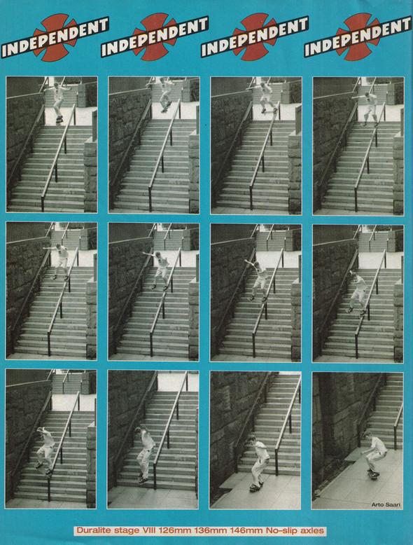 Старые добрые 80-е: скейтбординг. Изображение № 4.