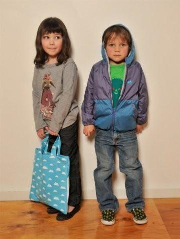 Детские луки. Подрастающее поколение модников. Изображение № 8.