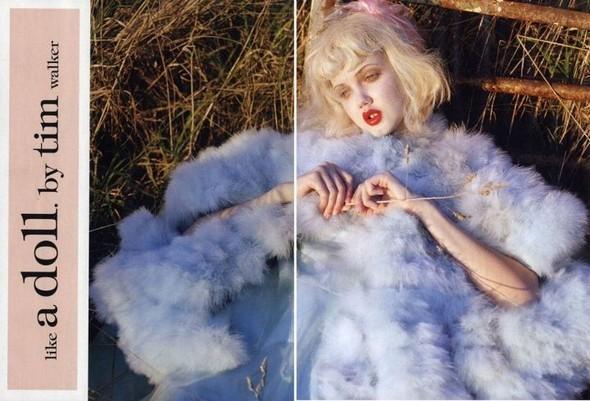 Съёмка: Линдси Уикссон в объективе Тима Уокера. Изображение № 1.