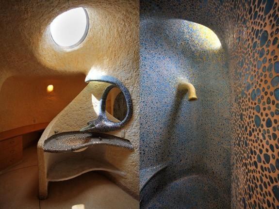 Изображение 3. Shell House: дом-моллюск в Мексике.. Изображение № 3.