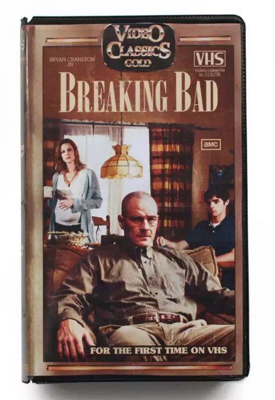 Концепт: обложки для кассет с современными фильмами . Изображение № 7.