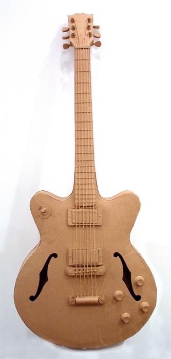 Chris Gilmour картонный скульптор. Изображение № 2.