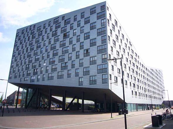 Dutch touch: Гид по современной голландской архитекторе. Изображение № 43.