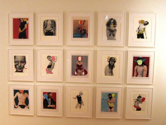Выставка художника и дизайнера KAWS. Изображение № 24.