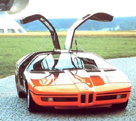 Десять лучших автомобильных проектов 60х-70х-80х годов. Изображение № 7.