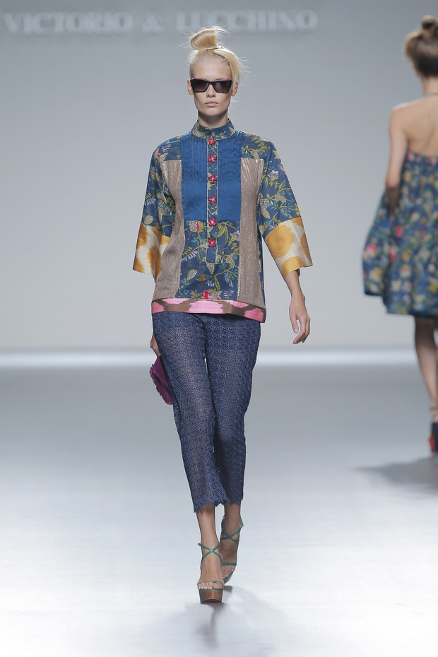 Madrid Fashion Week SS 2013: VICTORIO & LUCCHINO. Изображение № 4.