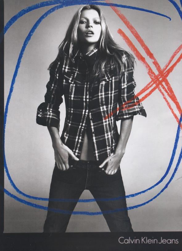 Kate Moss. Calvin Klein 2006. Изображение № 8.