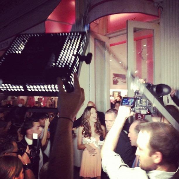 Instagram-фотоотчет о Fashion's Night Out по всему миру. Изображение № 9.