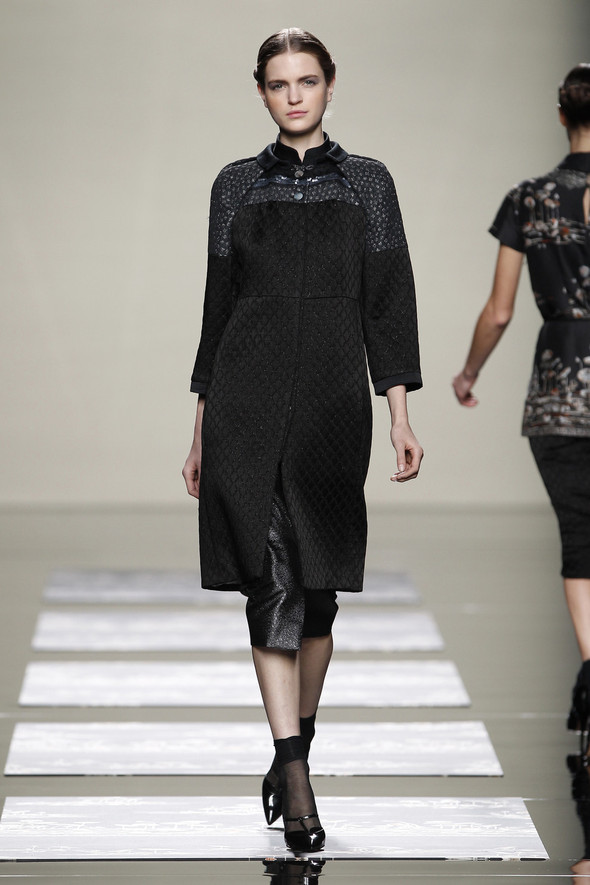 Madrid Fashion Week A/W 2012: Ailanto. Изображение № 4.
