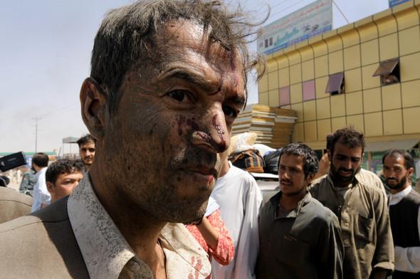 Афганистан. Военная фотография. Изображение № 129.
