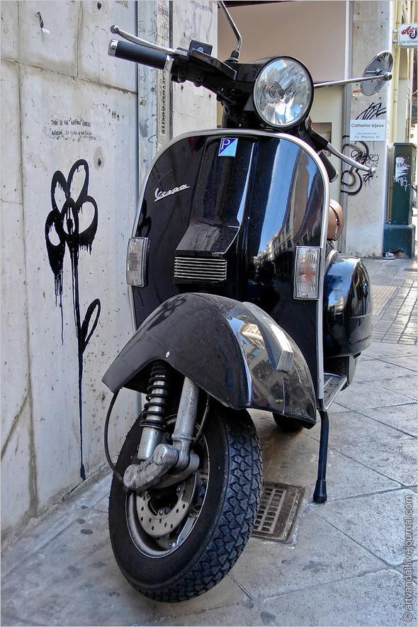 Стрит-арт и граффити Афин, Греция. Изображение № 3.