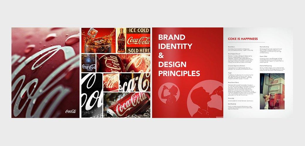 10 брендбуков и гайдлайнов известных компаний. Изображение №39.