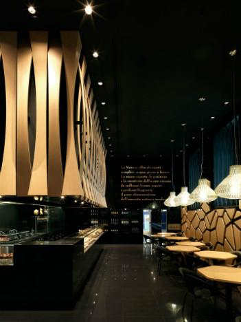 На скорую руку: Фаст-фуды и недорогие кафе 2011 года. Изображение № 72.