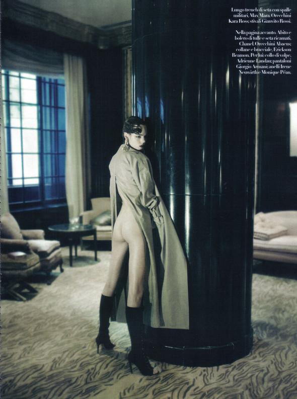 Vogue Italia March 2010. Изображение № 16.