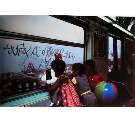 Метрополис: 9 альбомов о подземке в мегаполисах. Изображение № 30.