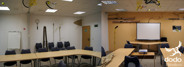 Оформление офиса компании Fischer. Изображение № 3.