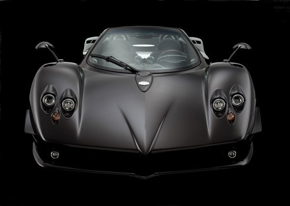 Изображение 1. Pagani Zonda F Club Sport Roadster Final Edition.. Изображение № 1.