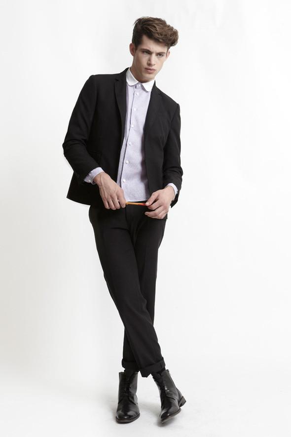 Изображение 17. Лукбук: Carven SS 2012 Menswear.. Изображение № 17.