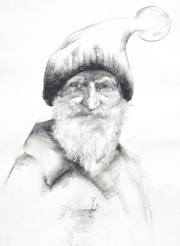Изображение 10. Графика и иллюстрации Александра Кожухова.. Изображение № 9.