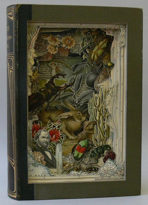 Книжные работы Alexander Korzer-Robinson. Изображение № 12.