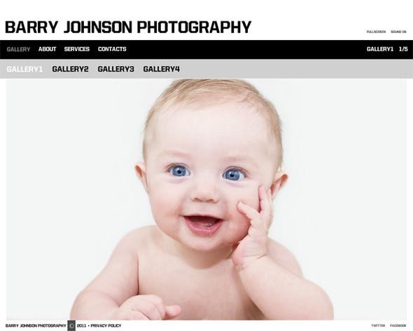 Секрет успешного фотографа: сайт-портфолио. Изображение № 15.