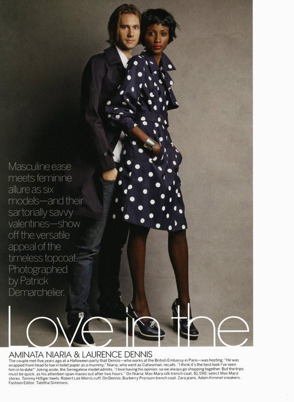 Изображение 92. Съемки: Harper's Bazaar, Industrie, Vogue и другие.. Изображение № 114.