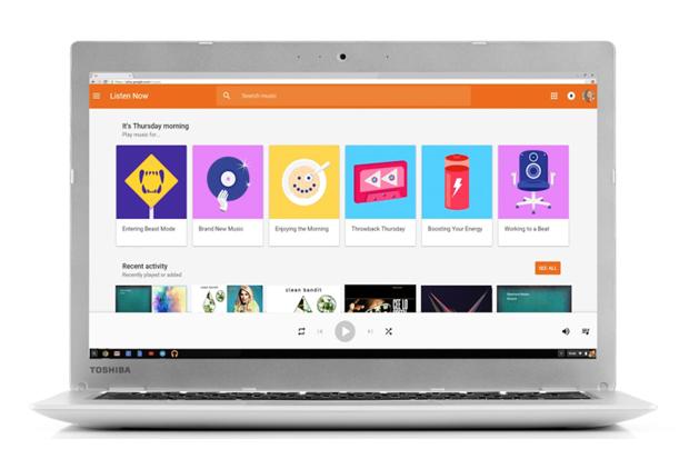 В Google Play Music появится бесплатное радио. Изображение № 1.