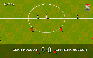 Sensible World of Soccer. Изображение № 3.