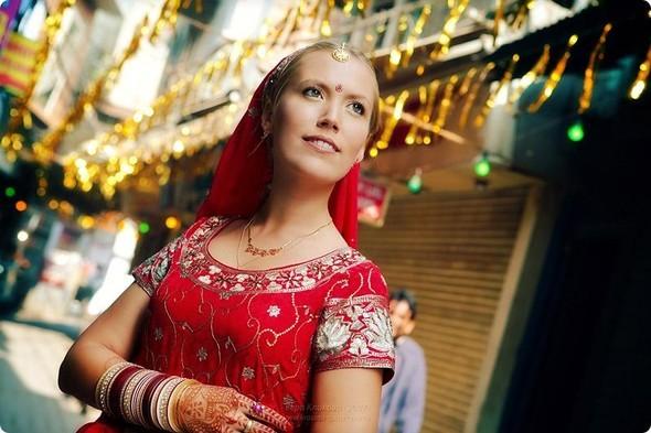 Надя иЧаранджит – Индийская сказка. Изображение № 1.