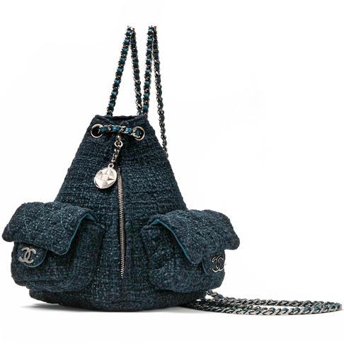 Осенняя коллекция аксессуаров Chanel. Изображение № 10.