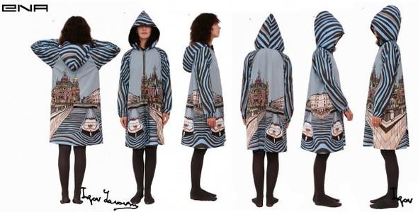 ENA - московский дизайнер молодёжной марки IY & Ena. Изображение № 9.