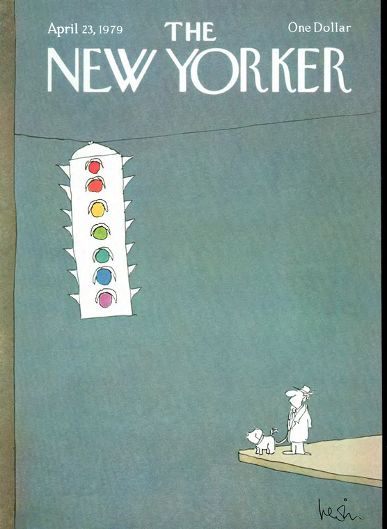 Обложки TheNew Yorker. Изображение № 55.