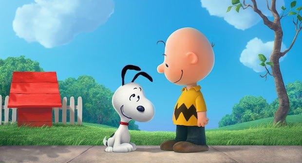 По комиксу Peanuts снимут 3D-мультфильм. Изображение № 1.