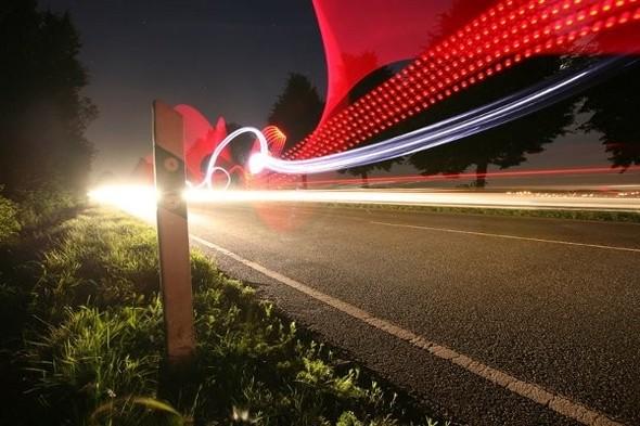 Да будет свет: 7 мастеров по световым граффити. Изображение № 3.