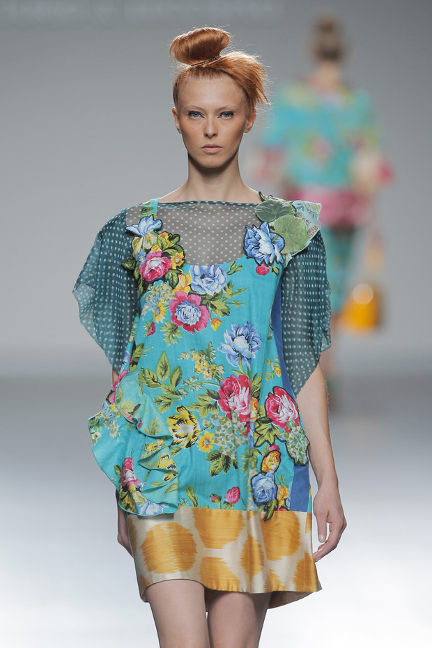 Madrid Fashion Week SS 2013: VICTORIO & LUCCHINO. Изображение № 16.
