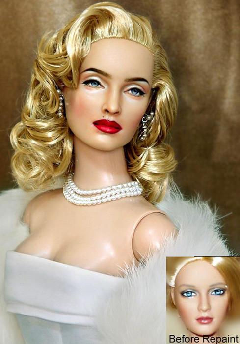 Куклы - селибрити Ноэля Круза. Изображение № 23.