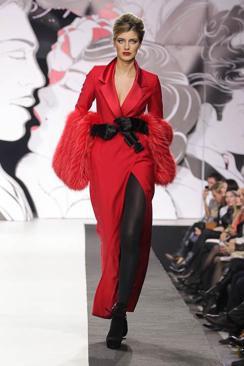 """Коллекция """"La Femme Magnifique"""" Модного Дома Игоря Гуляева. Изображение № 46."""