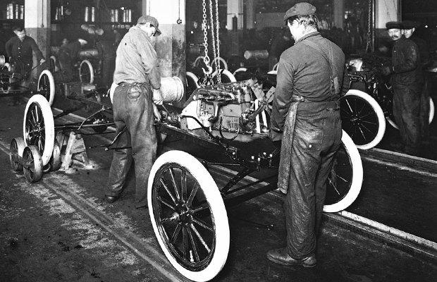 Генри Форд —  изобретатель конвейера?. Изображение № 3.