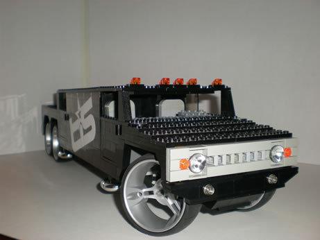 48 креативных LEGO творений. Изображение № 9.
