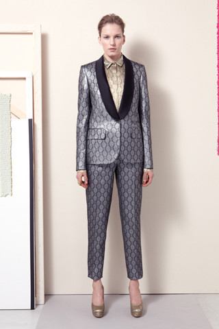 Stella McCartney Pre-Fall 2012. Изображение № 23.