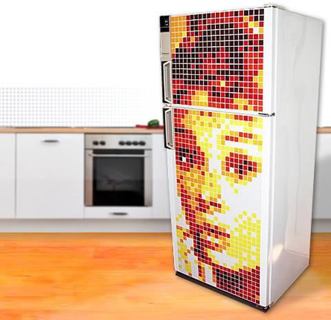 Изображение 12. 50 холодильников, которые можно назвать арт-объектами.. Изображение № 12.
